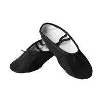 2017 hot sale Leather bottom dance shoes ballet clothing adult female breathable canvas shoes gymnastics practice yoga shoes