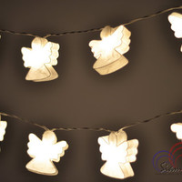 Tooth Fairy Night Lights Sweet Dream Hanging Lights for Bedroom Decoration 20 Lights/Set
