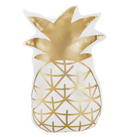 Frank And Lulu Pineapple Throw Pillow - JCPenney