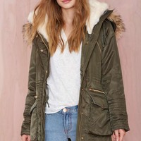 Glamorous Off the Beaten Path Anorak