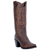 Dan Post Women's Maria Dirty Bull Kid 13 Inch Western Cowgirl Boot DP3208