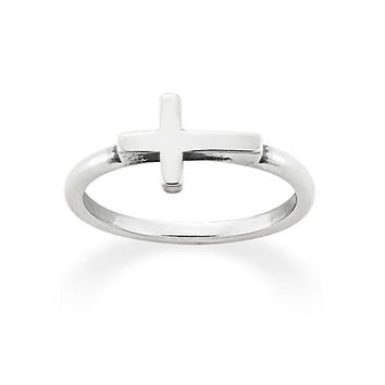 Horizon Cross Ring