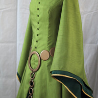Adult Scottish Queen Custom Costume
