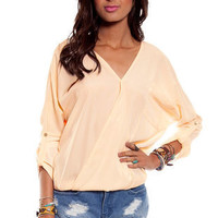 Sienna Pocket Top $52