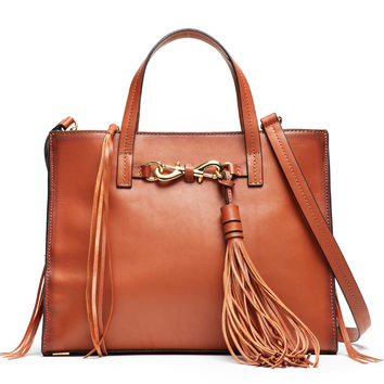 Rebecca Minkoff Handbags Baked Clay Florence Tote