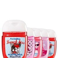 PocketBac Sanitizers 5-Pack Paris
