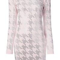 Women - Balmain Houndstooth Dress - SMETS