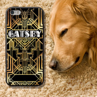Great Gatsby for iPhone 4 4S iPhone 5 5S 5C and Samsung Galaxy S3 S4 Case