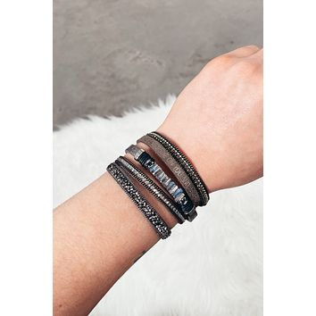 Good Work(s) Genesis Come Together Cuff - New Bible