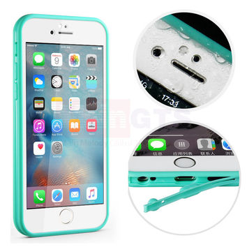 Waterproof Shockproof Dirt Proof Case Cover for iPhone 6 6S & 6S PLUS with Front Touch Screen