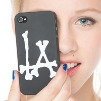 Brandy ♥ Melville |  LA Bones iPhone 4/4s Case - Just In