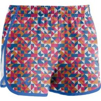 Under Armour Girls' Escape Printed Shorts