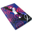 Pink and Purple Guitar Light Switch Cover Girls Bedroom Decor Musical Decoration Music Room 1281