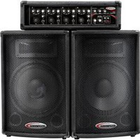 Harbinger HA60 PA System | GuitarCenter