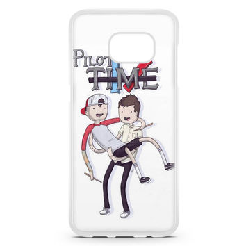 Twenty One Pilots Logo Tattoo Samsung Galaxy S7 Edge Case