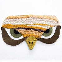 """OWL"" SWEET DREAMS COTTON SLEEP MASK"