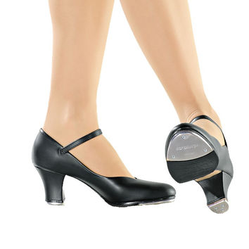 "So Danca TA57 2"" Heel Leather Sole Tap Shoe"