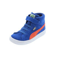 Puma Classic Mid Suede Toddler Boys Casual Shoes