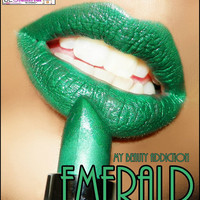 Green Lipstick- Color Rich Lipstick-Emerald