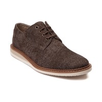 Mens TOMS Brogue Herringbone Casual Shoe