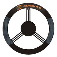 Oklahoma State Cowboys NCAA Mesh Steering Wheel Cover