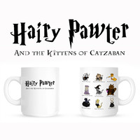 Harry Pawter Limited Edition Parody Mug