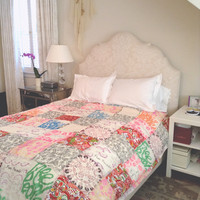 DIY Duvet Cover Made Of Free People Bags - Free People Blog