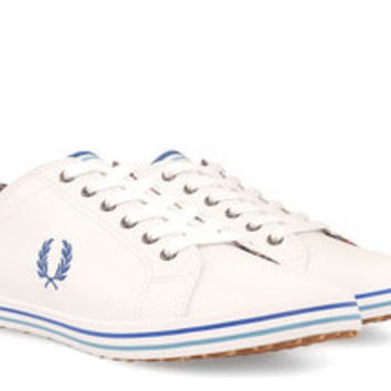 fred perry KINGSTON LEATHER B4269-100 | gravitypope