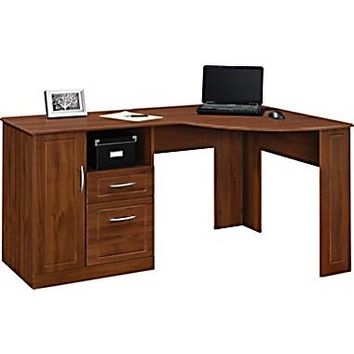 Altra™ Chadwick Collection Corner Desk, Virginia Cherry