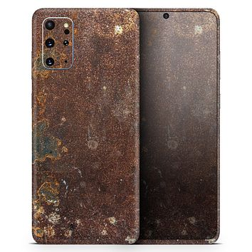 Rustic Textured Surface V3 - Skin-Kit for the Samsung Galaxy S-Series S20, S20 Plus, S20 Ultra , S10 & others (All Galaxy Devices Available)