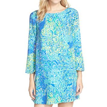 Women's Lilly Pulitzer 'Colette' Print Stretch Tunic Dress,