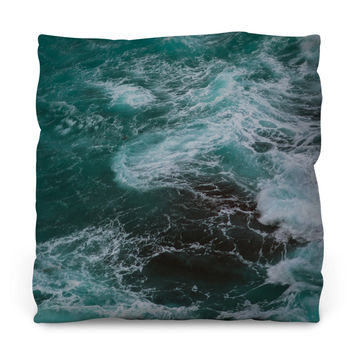 Big Sur Outdoor Throw Pillow