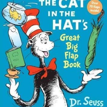 The Cat in the Hat Great Big Flap Book (Great Big Flap Book)