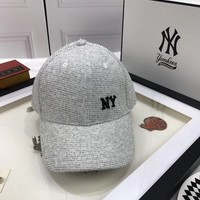 New Era Men Women Exquisite embroidery baseball hat