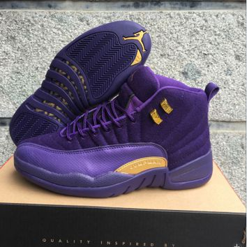 Air jordan 12 men and women