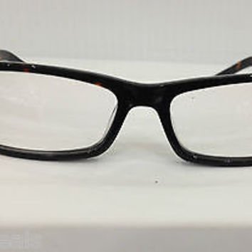 NEW AUTHENTIC PATRICK COX 9OPC013-2 COL TORTOISE W/GOLD PLASTIC EYEGLASSES FRAME