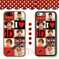 One Direction, iPhone 5 case iPhone 5c case iPhone 5s case iPhone 4 case iPhone 4s case, Samsung Galaxy S3 \S4 Case --X50178