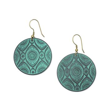 Devika Ajna Earrings - Matr Boomie (Jewelry)