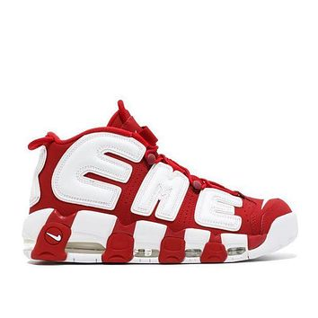 PEAPO2N Nike Air More Uptempo Supreme Red