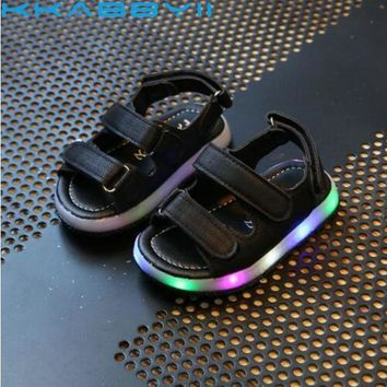 Ryder's Led Glowing Sandals