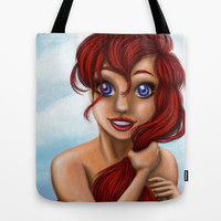 Ariel Tote Bag by Kimberly Castello