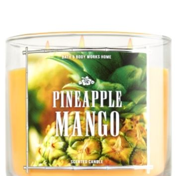 3-Wick Candle Pineapple Mango