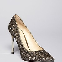 Enzo Angiolini Pointed Toe Evening Pumps - Infiniti5 High Heel | Bloomingdale's