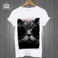Mens swag hipster obey cat T-SHIRT new fresh Breaking Bad OFWGKTA dope cool homies supreme