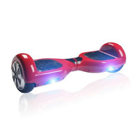 STREET GLYDER 360 Hoverboard Balance Scooter (RED). 2 Wheel Self Balancing Scooter (FAST SHIPPING From USA)
