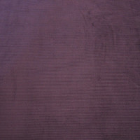 Purple Corduroy Fabric - 5 YARDS, 9 INCHES