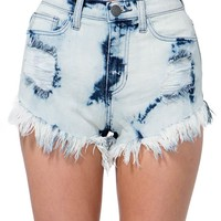 Sydney Wash Away Cut-Off Shorts
