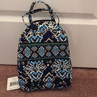 NWT Vera Bradley lunch bunch in Ink Blue 💙