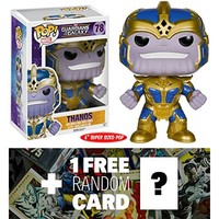 Funko 5105 POP Marvel: Guardians of The Galaxy Series 2 Thanos 6-Inch POP Action Figure