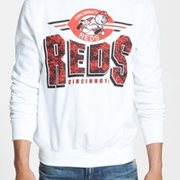 Men's Mitchell & Ness 'Cincinnati Reds' Crewneck Sweatshirt